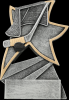 Click this Image to visit the Jazz Star Resin Trophy Awards category.
